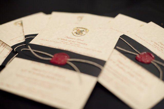 Harry Potter invitation   followpics.co