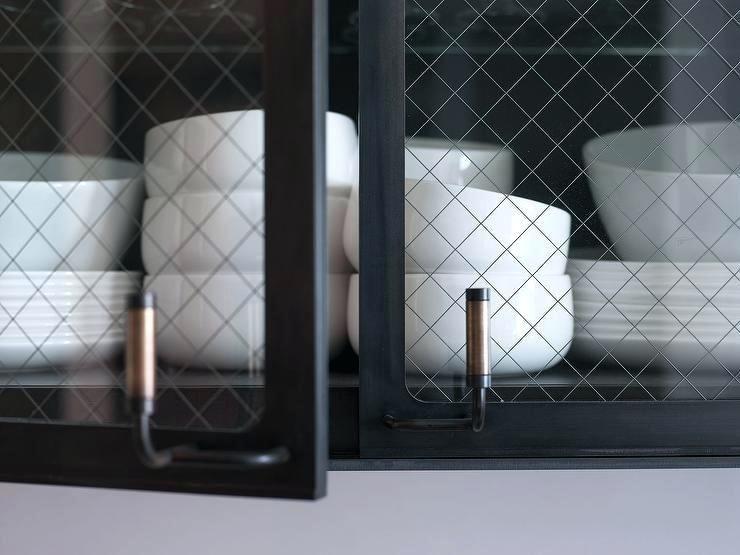 Wire Mesh Panels For Cabinet Doors Black Metal Kitchen