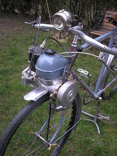 Les Monobloc Type B Engine Bike Engine Motorcycle Bike