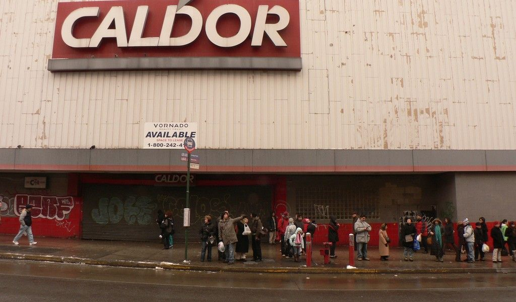 The Rise and Fall of Connecticut's Super Store: Caldor ...
