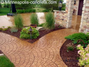 stamped concrete designs are becoming one of the most popular options for both indoor and outdoor projects because of the durability permanence - Stamped Concrete Design Ideas