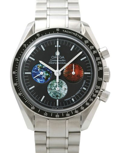 45e8f3d7ad3 OMEGA Speedmaster Professional from the moon 3577.50.00 watch ...