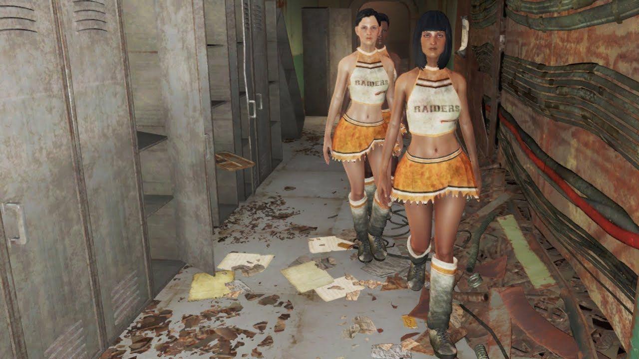 Fallout 4 Reputation Mod