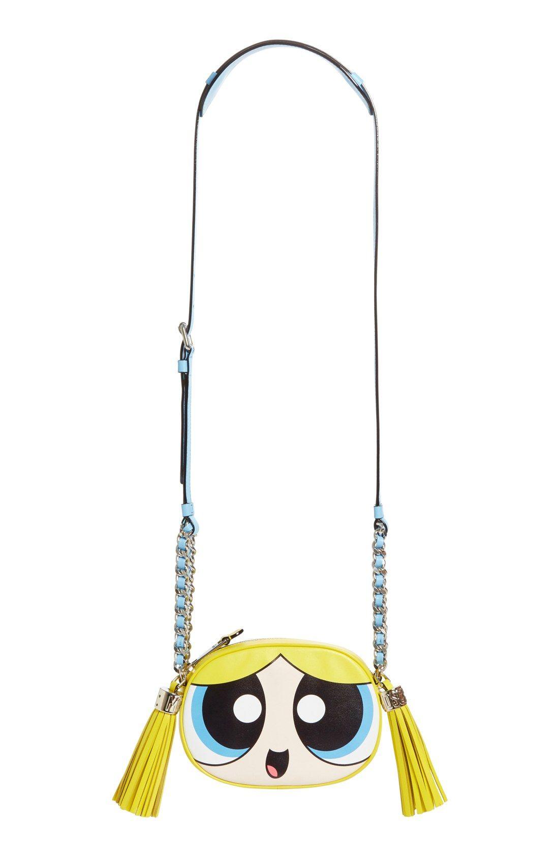 dd2421b3da Moschino 'The Powerpuff Girls® - Bubbles' Canteen Crossbody Bag ...