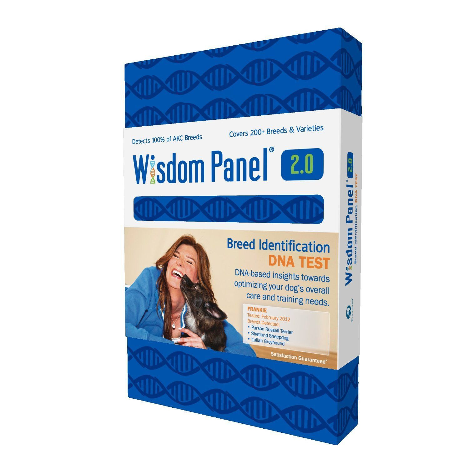 Wisdom Panel 2.0 Breed Identification DNA Test Kit ( Special free shipping )
