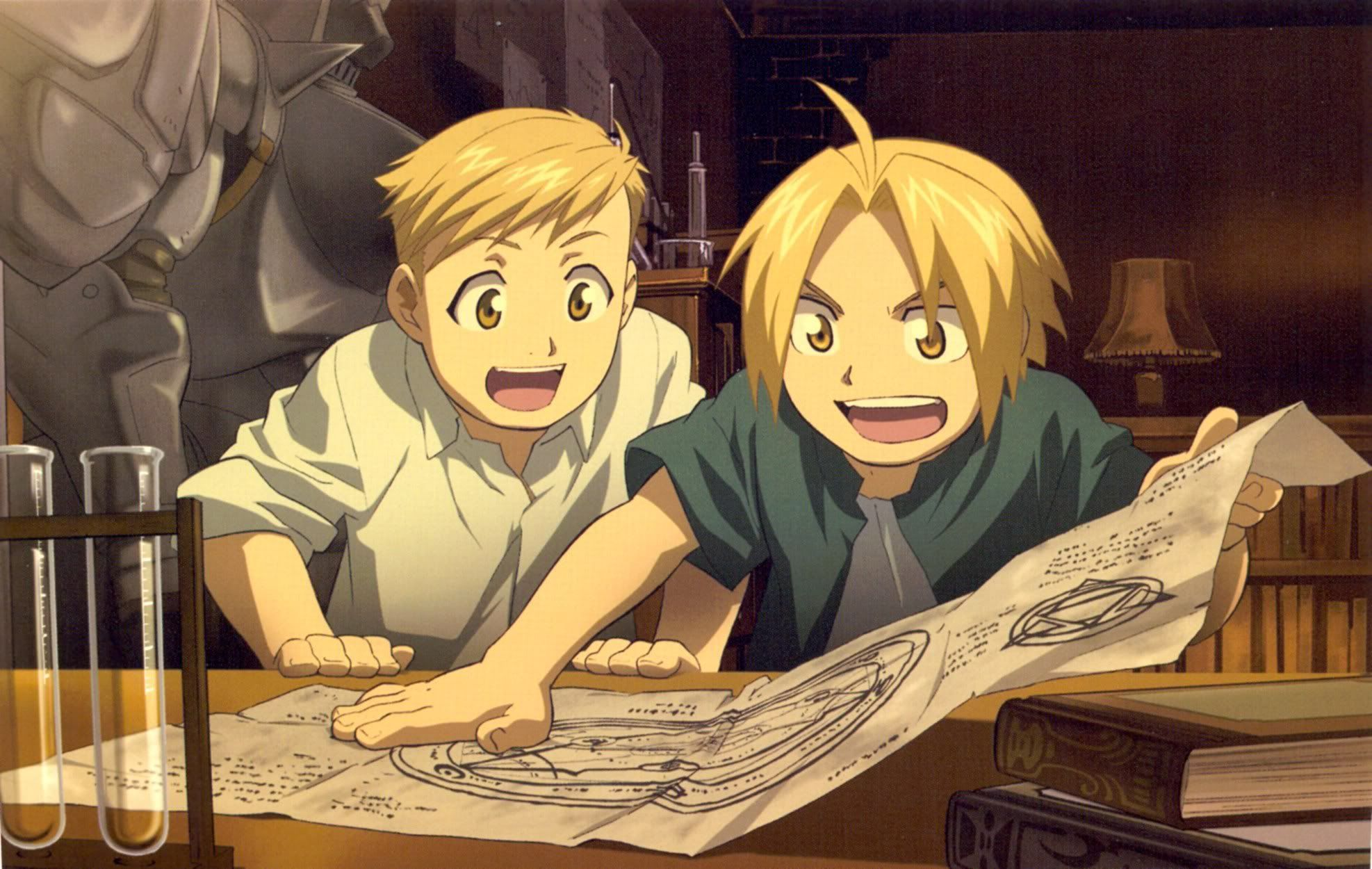 fullmetal alchemist Fullmetal Alchemist Discussion Board