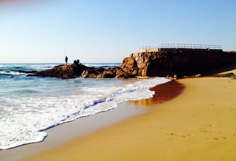 Rocky bay, Durban, South Africa