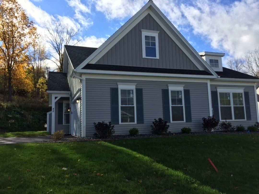 Isn't this home quaint? StoneBrook's cottage home affords
