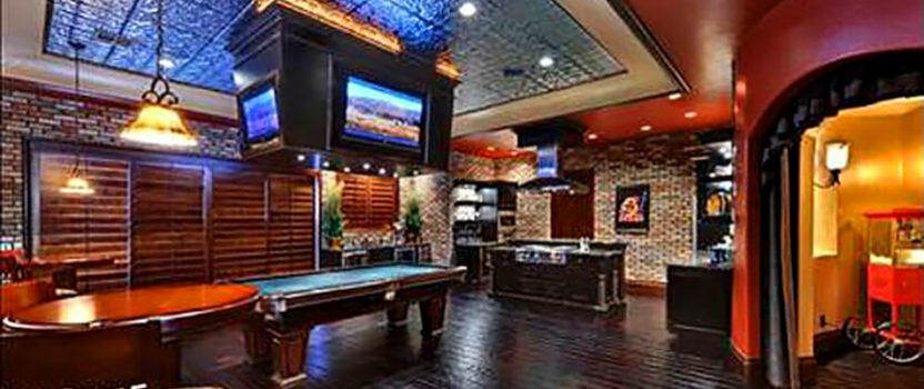 build a smart man cave with home automation ideas for on smart man cave basement ideas id=39710