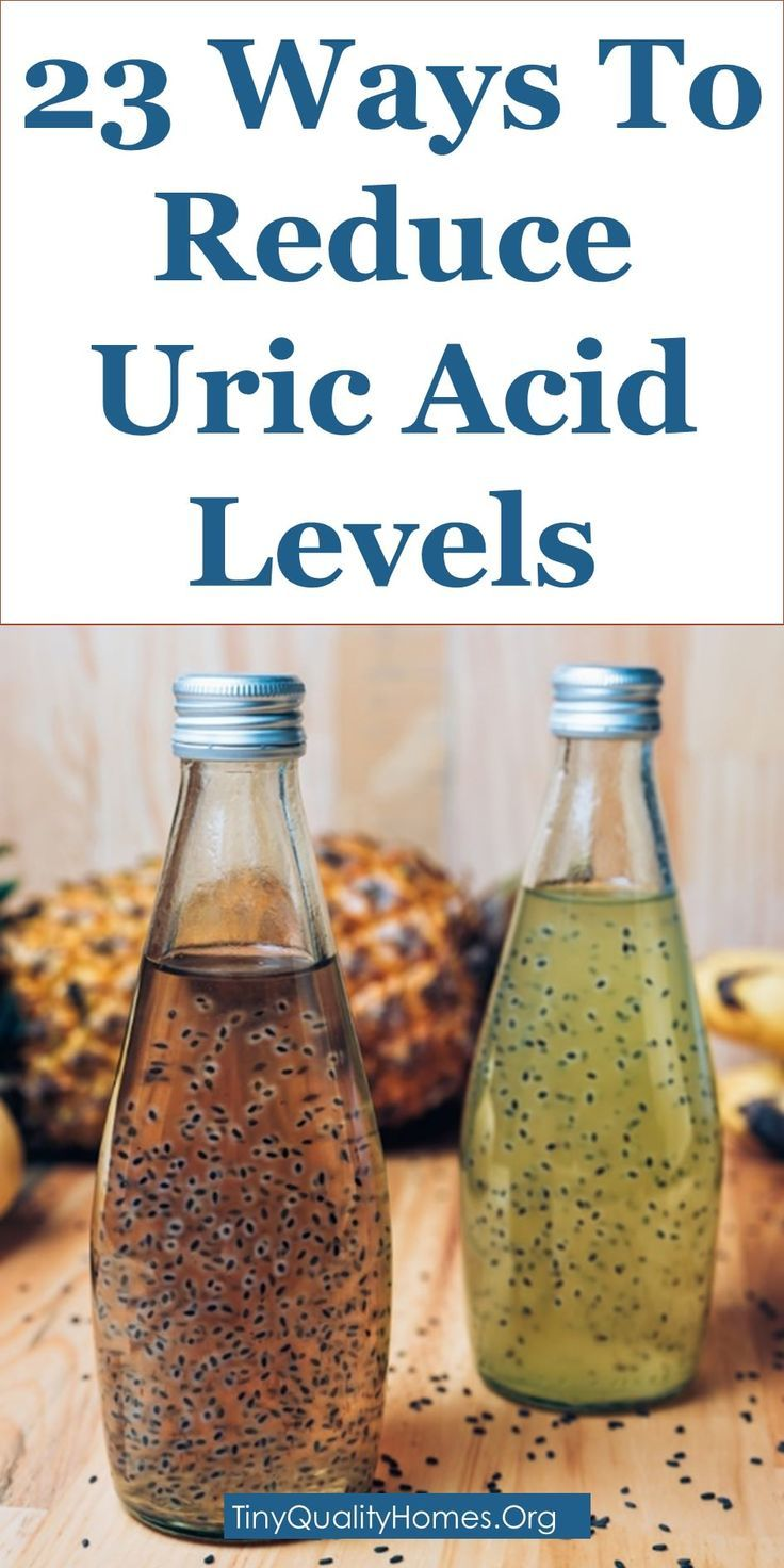 How To Reduce Uric Acid Levels 23 Home Remedies Feel