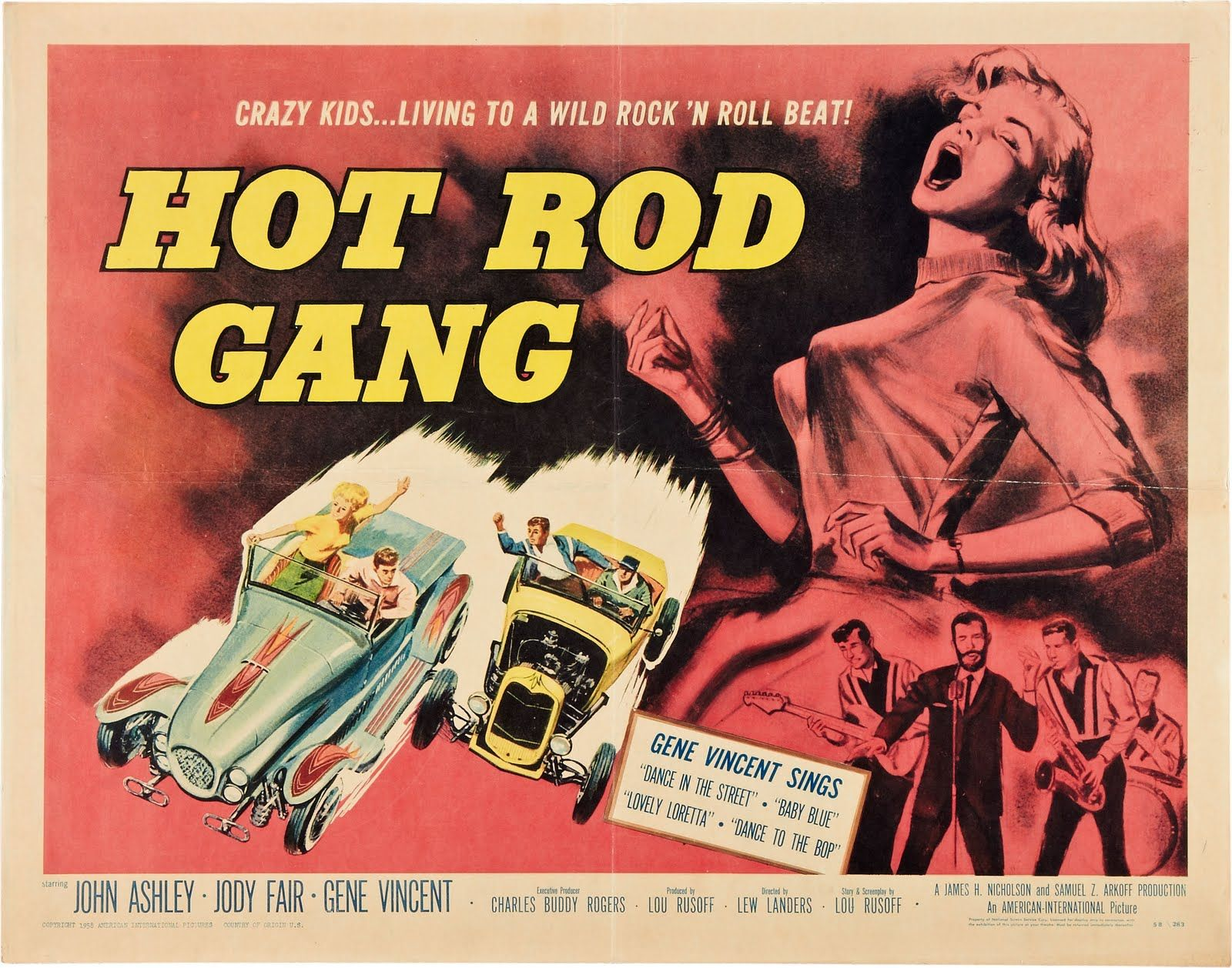 late 1950\'s surf and hot rod culture - Google Search | stuff I like ...