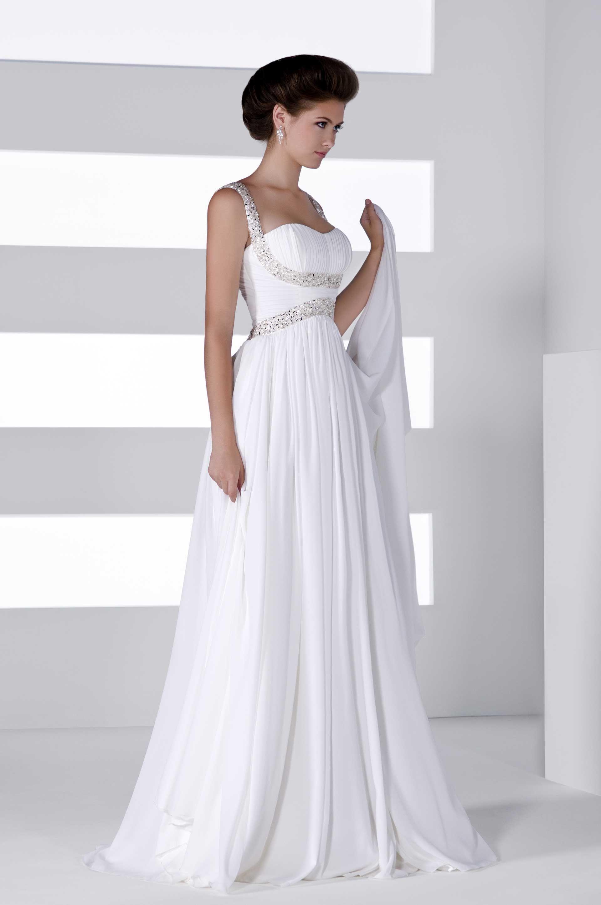 Agatha wedding gown for pregnant bride | wedding dresses | Pinterest ...
