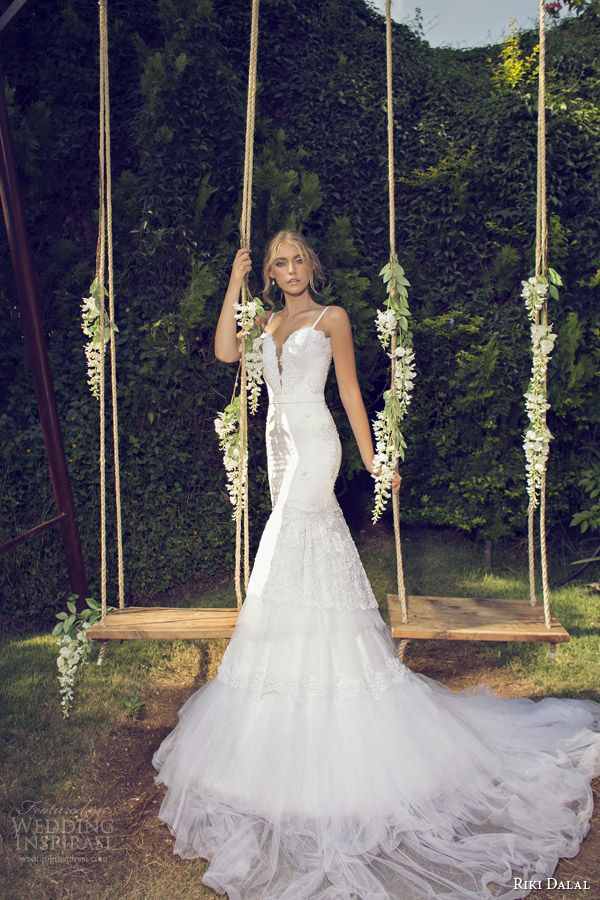 Riki Dalal Wedding Dresses — Provence Bridal Collection | Wedding Inspirasi