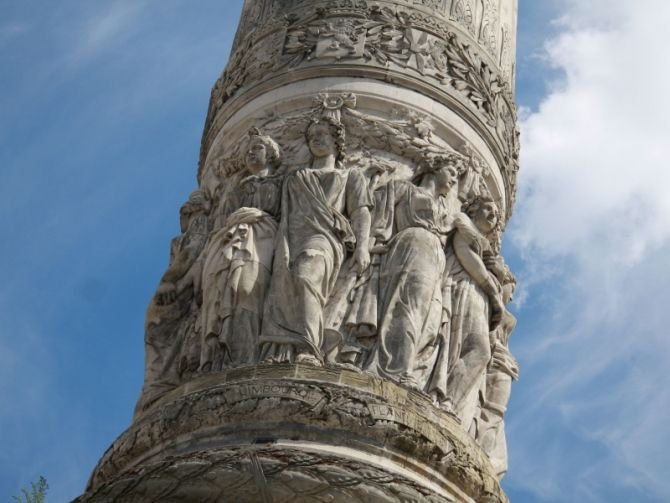 Cine sunt femeile războinicilor de pe Columna lui Traian. A fost DEZLEGAT MISTERUL... | DC News | De ce se intampla