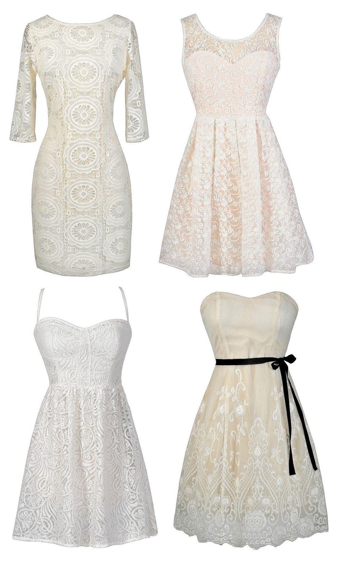 f18bd822ae0 beautiful dresses in white