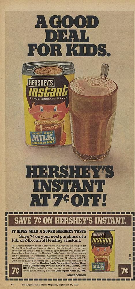 Vintage Ad, 1974 | And Now a Word From Our Sponsor ...