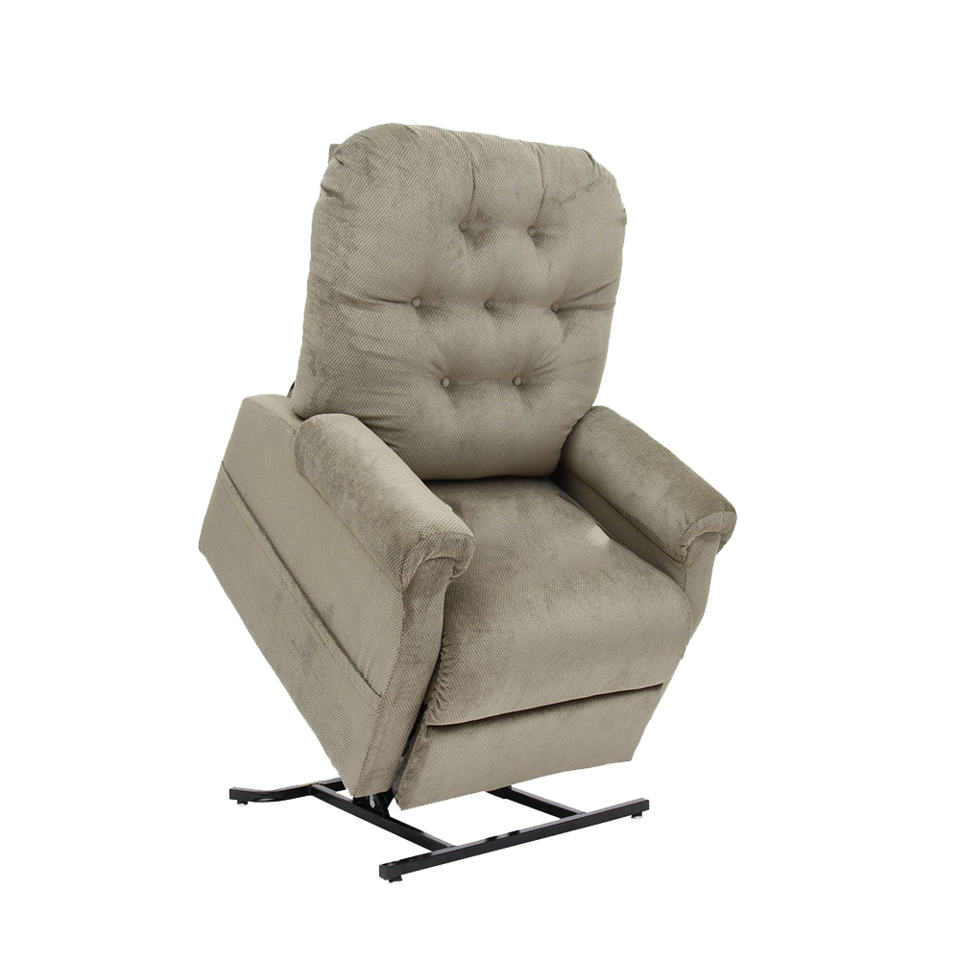 House Home Furniture Single Seat Adjustable Lift Recliner Sofa For
