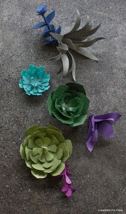 51 Diy Paper Flower Tutorials How To Make Paper Flowers 3