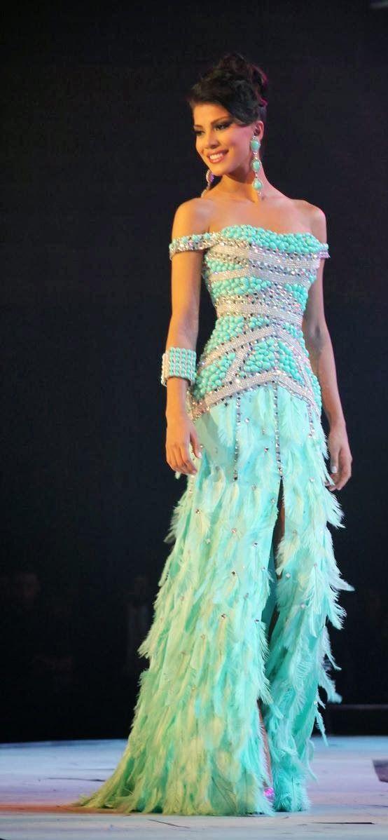 miss venezuela evening gowns - Google Search   Formal dresses, etc ...