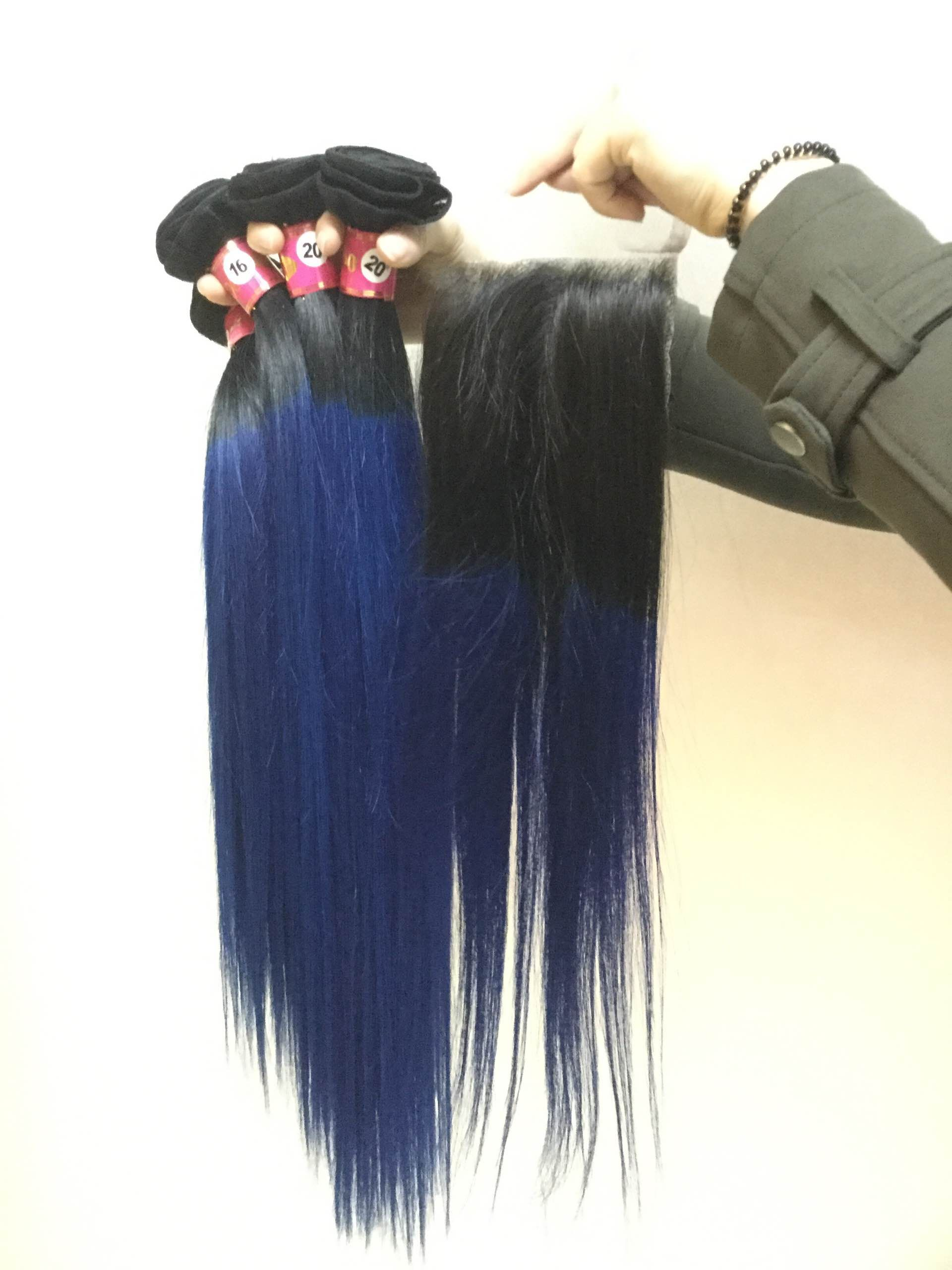 Micro Bead Ombre Hair Extensionseasy Weft Hair Extensions100