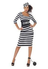 Classy Convict Costume  sc 1 st  Pinterest & Classy Convict Costume | Costume ideas | Pinterest | Convict costume ...