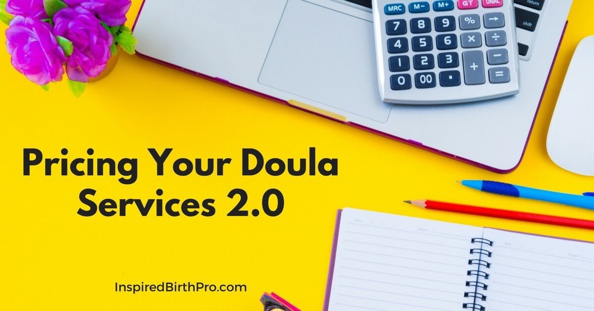 How to price differently than dollars for hours Doula