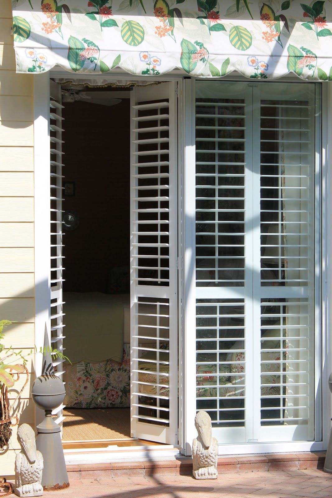 For Sliding Door Betsy Speerts Blog Plantation Shutters On