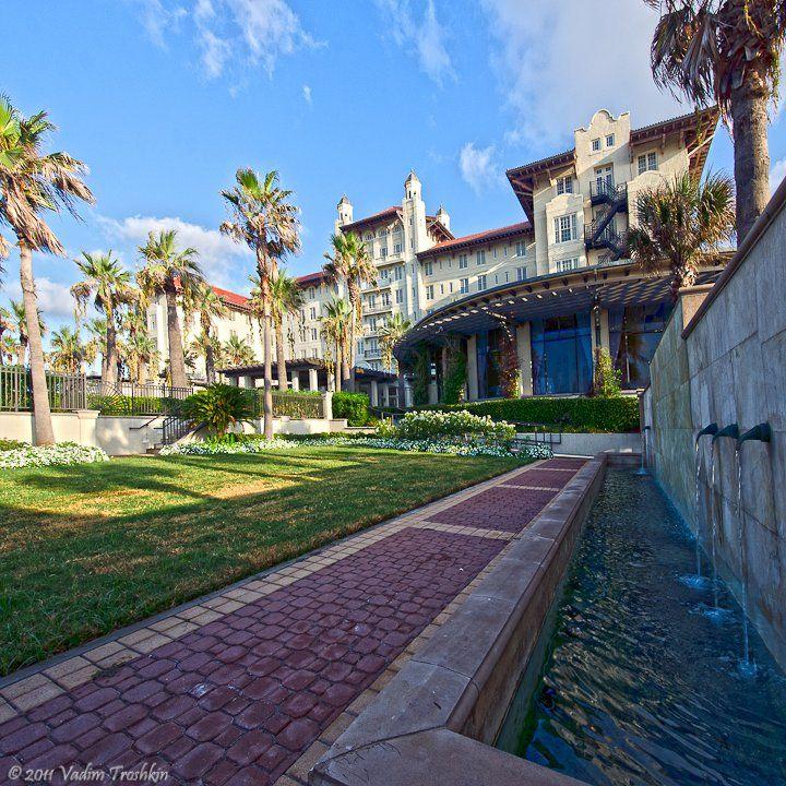 Galveston Com Hotel Galvez Spa A Wyndham Grand Hotel With Images Galveston Galveston Beach Galveston Island