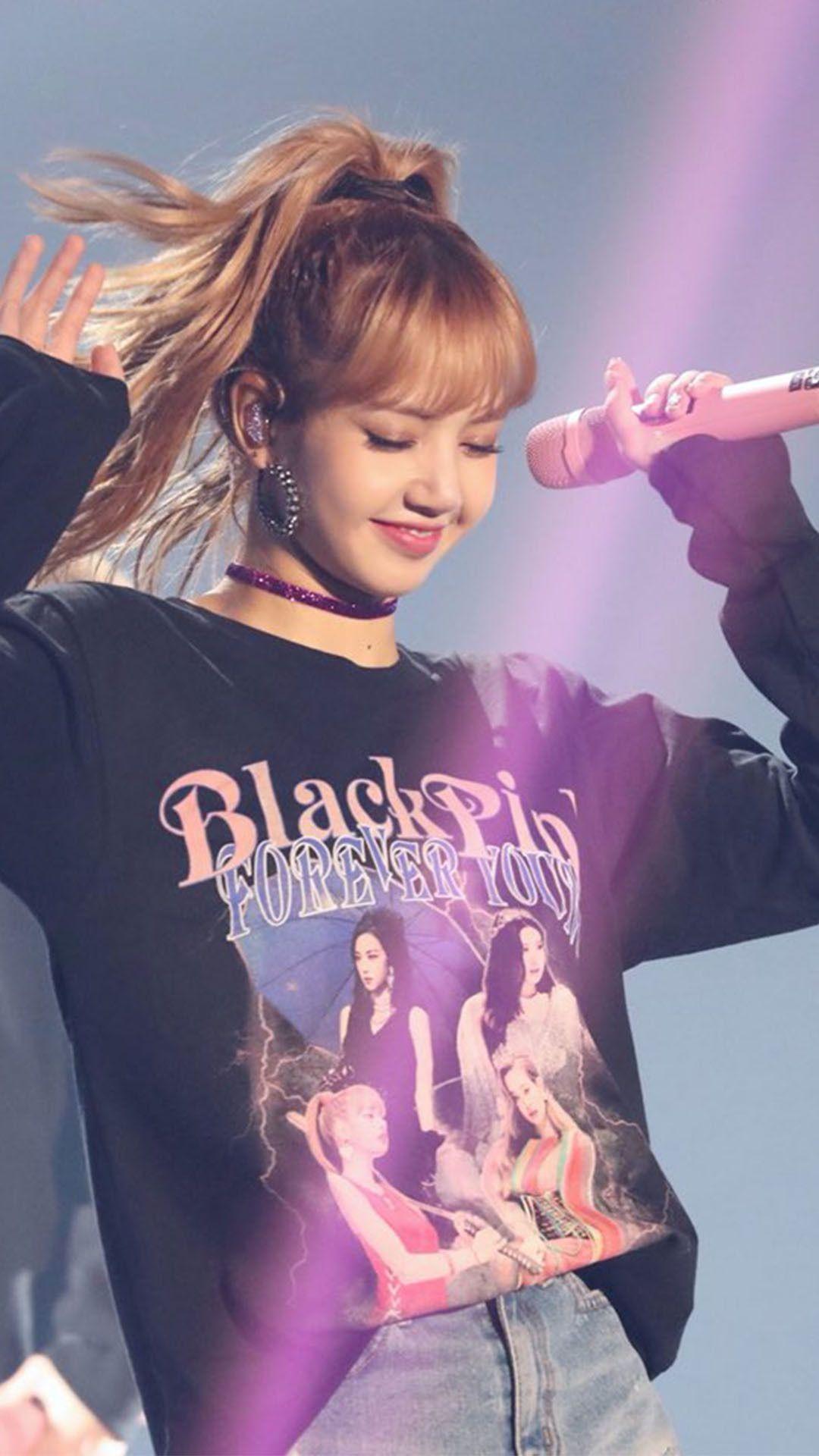 Blackpink Lisa In Your Area Tour Seoul 2018 Blackpink 壁紙