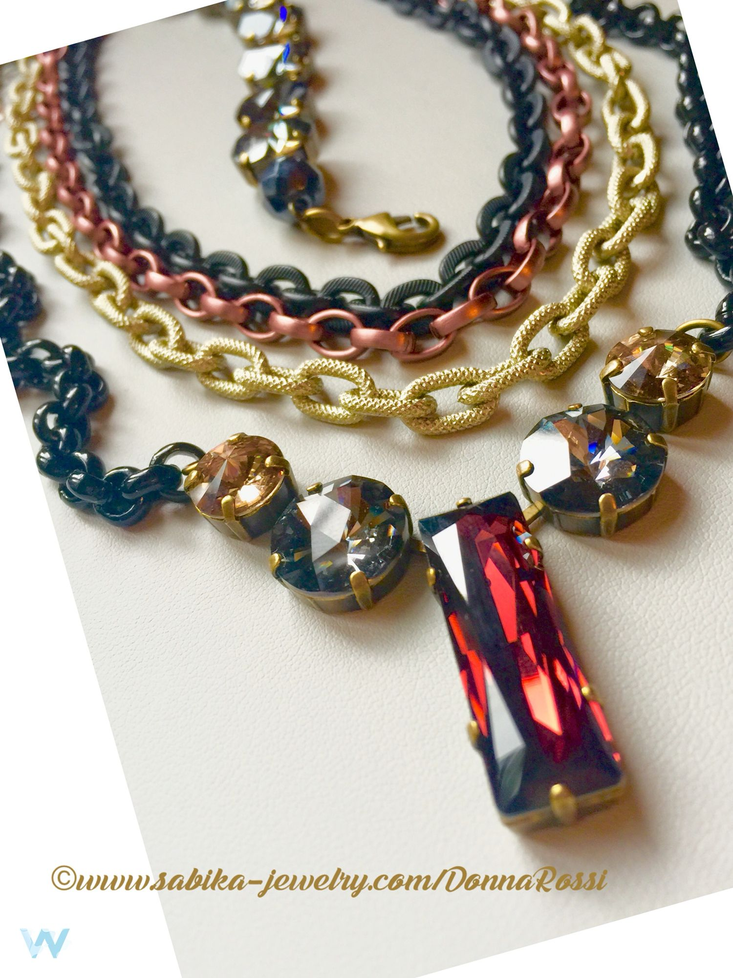 Sabika Look Necklace - Authentic sabika first time customers receive special additional discount from me order to receive