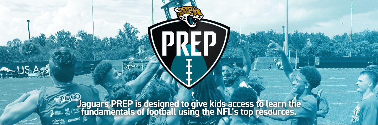 Jacsonville Jaguars Prep Junior Training Camp Jacksonville Fl In