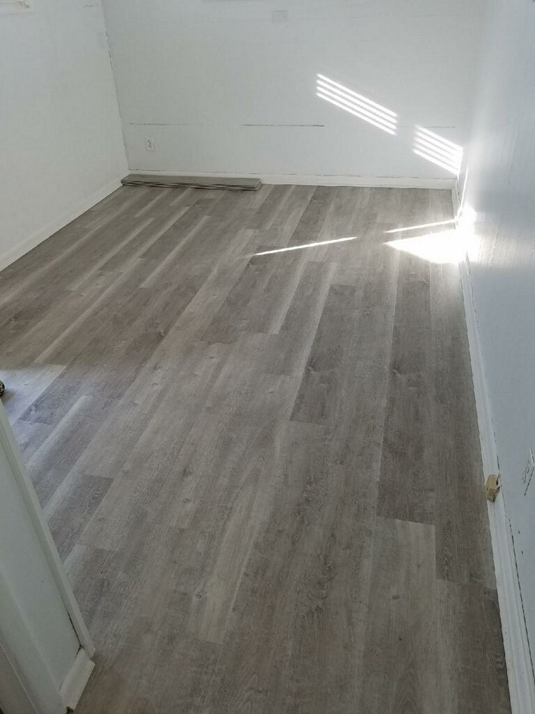 Uptown Chic A Lvt From Provenza Installed In A Condo In