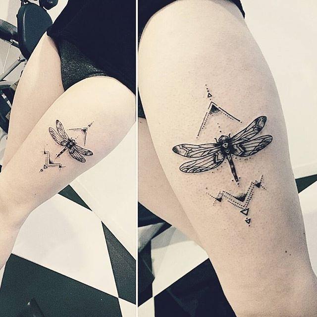 285ce44ae Bee Tattoo, Tattoo You, Koi Fish Tattoo, Fish Tattoos, Geometric Tattoo  Design