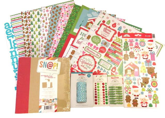 All Scrapbook Steals The Blog Contest Win This Amazing