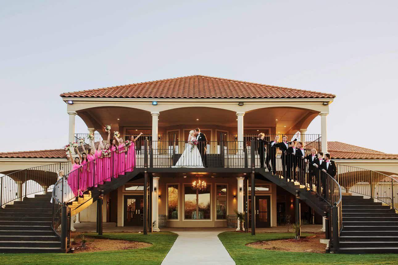 D'Vine Grace Vineyard Texas Wedding Venue McKinney TX
