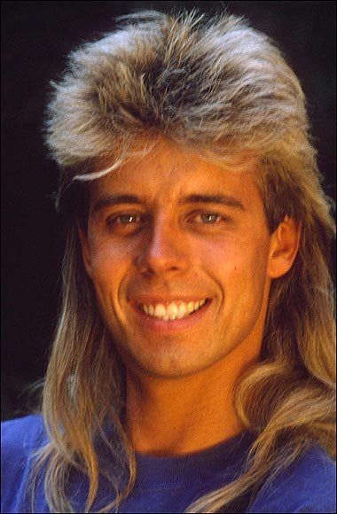 Doyouremember Mullets? What hairstyles do you remember ...