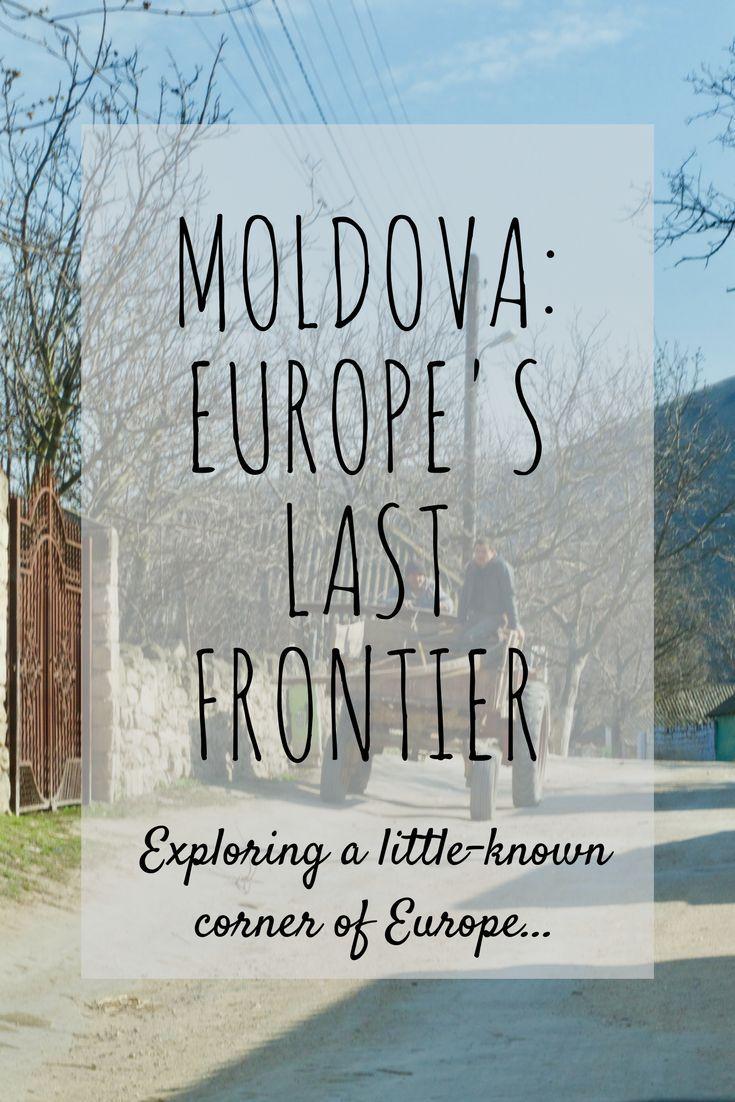 Exploring fascinating Moldova: the forgotten frontier of Europe...