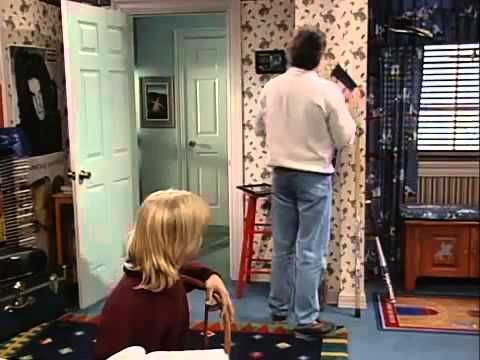 Home Improvement Season 4 Episode 13 The Route Of All Evil Cool Man Home Improvement Tv Show Home Improvement Improve