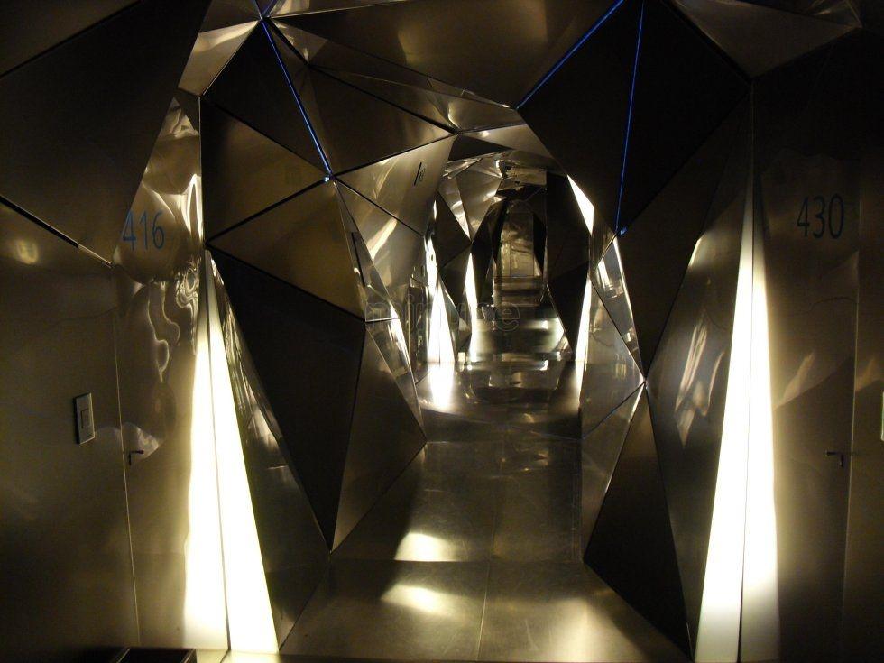 Silken Puerta Am Rica Hotel Madrid 5568431 Interior