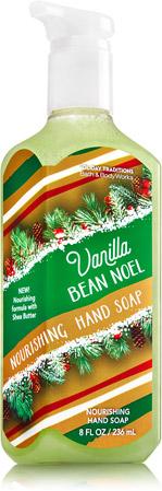 Vanilla Bean Noel Nourishing Hand Soap - Soap/Sanitizer - Bath & Body Works