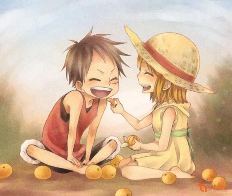 Theo dõi Luffy với Nami hẹn hò! | Anime one piece, Anime, One piece