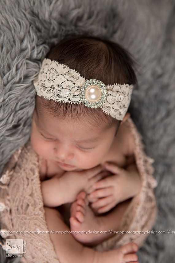 Bling Baby Girl Fashion Glitter Sequin Elastic Headbands Adults HairAccessorie