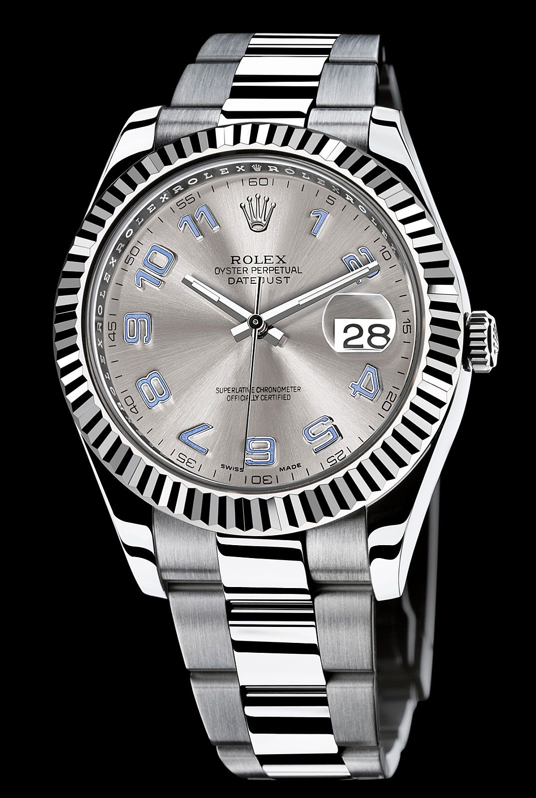 Rolex Date Just II 3cd13fa691