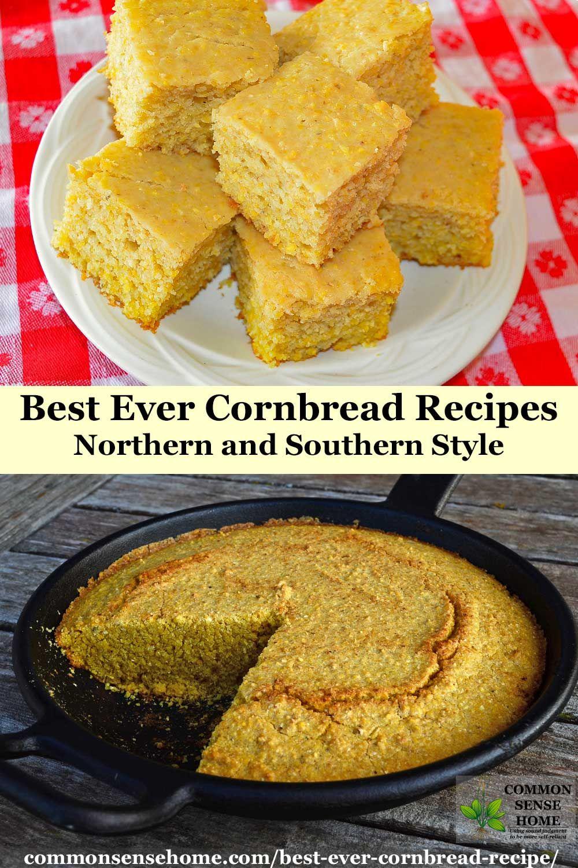 Gram Irene's Best Cornbread | Recipe | Corn bread recipe ...