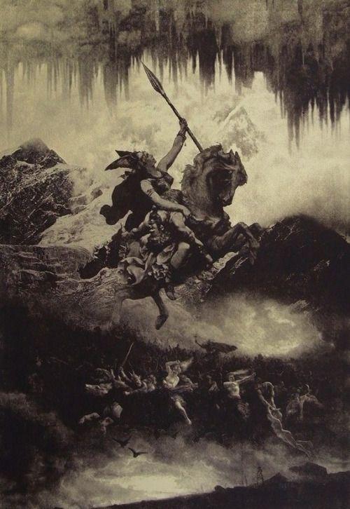 Alex Heaton - The Visigoth Wild Hunt