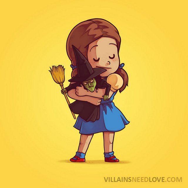 ilustrador-mostra-que-os-viloes-so-precisam-de-uma-coisa-amor-21
