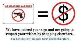 photo regarding No Guns Allowed Sign Printable titled No guns - no dollars printable Items I Get pleasure from Guns, Open up