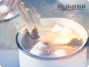 Fond d'écran Noël Grand Nord 1er decembre 2014 #decembrefondecran