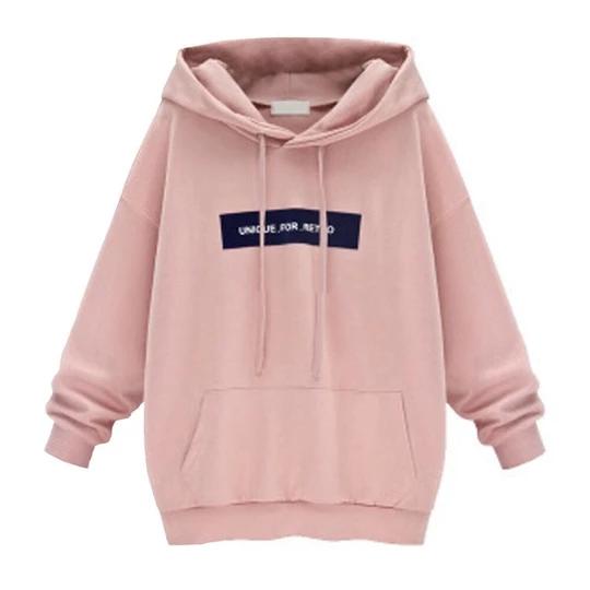 Autumn Hoodies For Women Chaqueta Mujer Cotton Sweatshirt With A Hood Ulzzang Harajuku Hoodie Pink Hoodie Women Hoodies Womens Pink Hoodie Sweatshirts Sweatshirts Hoodie