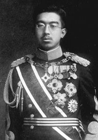 Emperor Hirohito- Japanese Emperor during WWII. Initially reluctant to go to war with the United States, his hand was moved to war by his war lords and ordered the attack on Pearl Harbor.